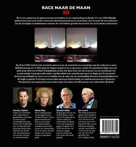 Race naar de maan 3D : een nieuwe kijk op onze eerste ruimtemissies