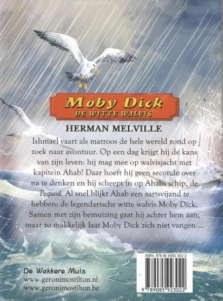 Moby Dick : de witte walvis