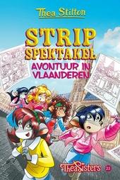 Stripspektakel : avontuur in Vlaanderen