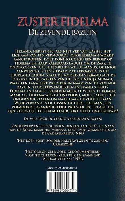 De zevende bazuin : een Keltisch misdaadmysterie