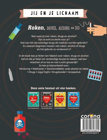Roken, drugs, alcohol en jij