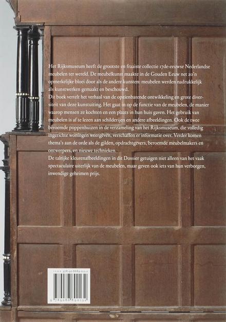 Wonen in de Gouden Eeuw : 17de-eeuwse Nederlandse meubelen