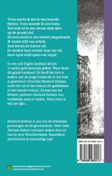 Twee verhalen van Sherlock Holmes