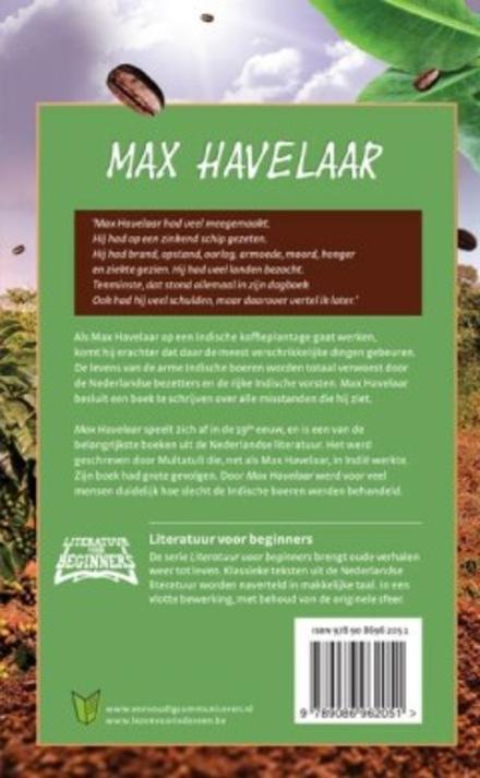 Max Havelaar : een verhaal