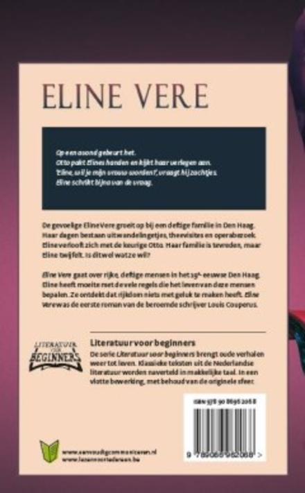 Eline Vere : het beroemde verhaal van Louis Couperus