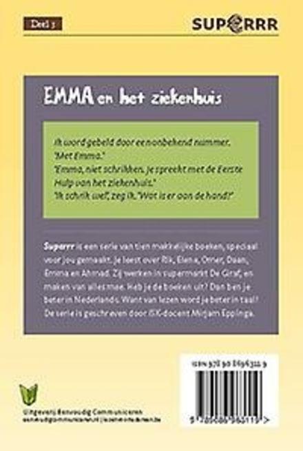 Emma en het ziekenhuis