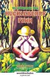 De avonturen van Huckleberry Finn : in makkelijke taal