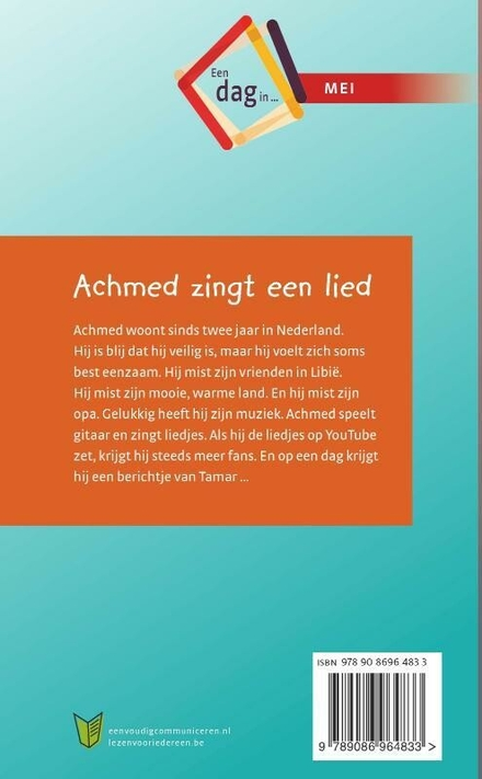 Achmed zingt een lied : een dag in mei
