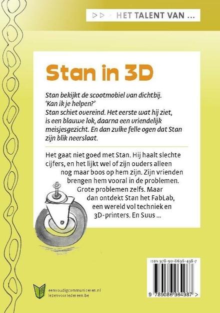 Stan in 3D