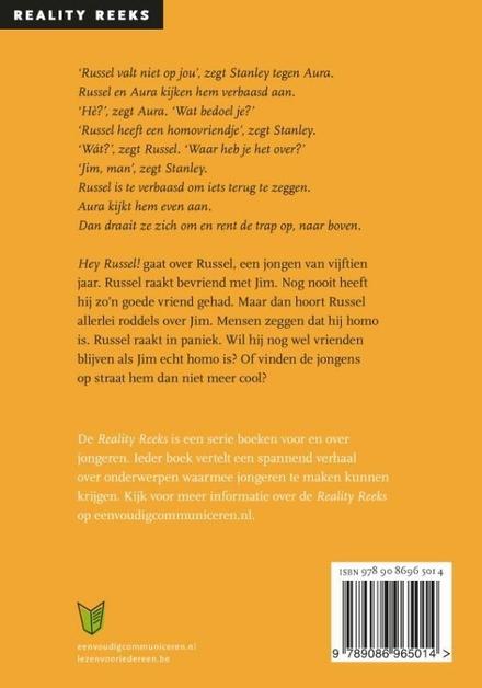 Hey Russel! : een bijzondere vriendschap