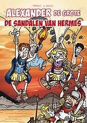 De sandalen van Hermes