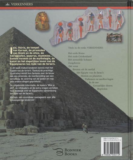 Het Egypte van de farao's