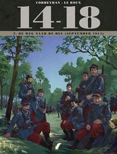 De weg naar de hel : september 1914