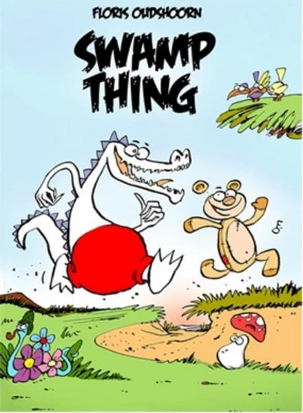 Swamp Thing   Bibliotheek Jette