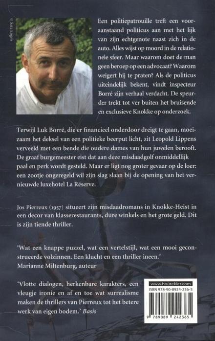 Graaiers en snaaiers : nog eens een onderzoek van Luk Borré, de niet altijd even sympathieke Knokse speurder