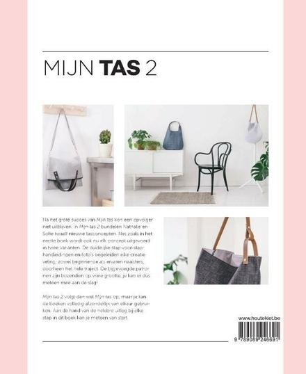 Mijn tas : 12 concepten, 24 uitvoeringen. 2