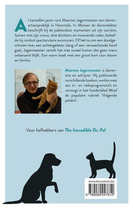 Meneer de dierendokter : de vier seizoenen van een dierenarts