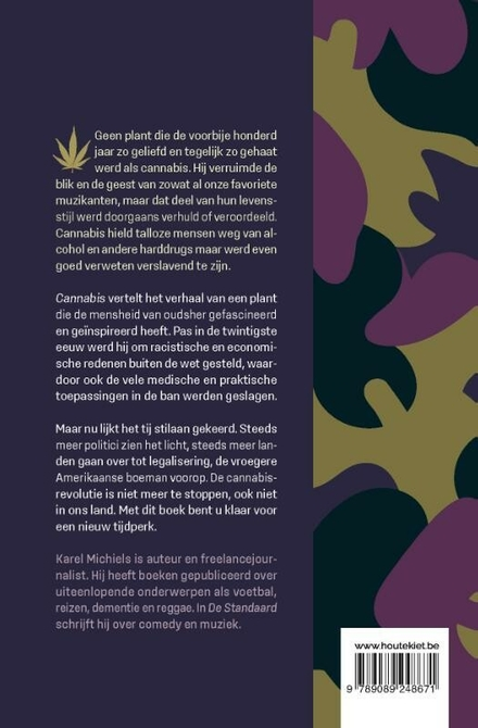 Cannabis : de plant, het medicijn, de drug