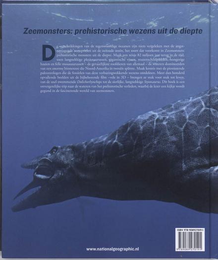 Zeemonsters : prehistorische wezens uit de diepte