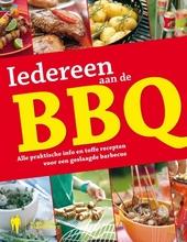 Iedereen aan de BBQ : alle praktische info en toffe recepten voor een geslaagde barbecue