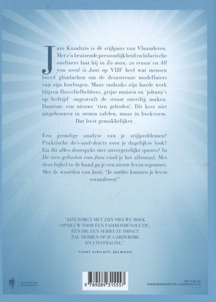De tien geboden van Jani