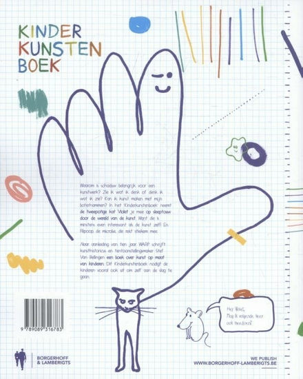 Kinderkunstenboek