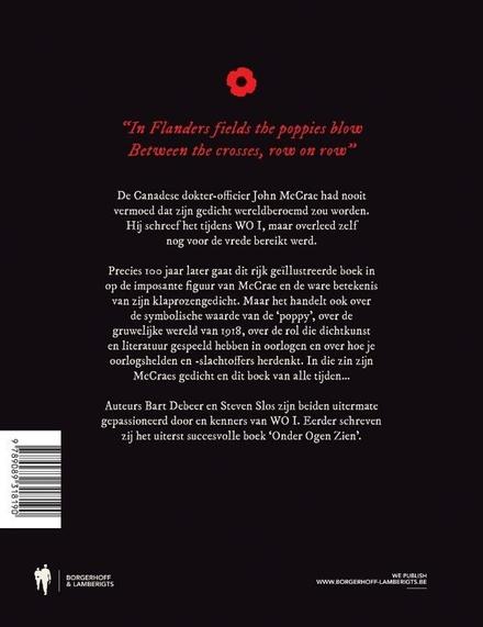 Poppy : In Flanders Fields van John McCrae : 100 jaar na WO I : een gedicht van alle tijden