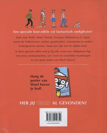 Waar is Wally nu weer? : luxe-editie