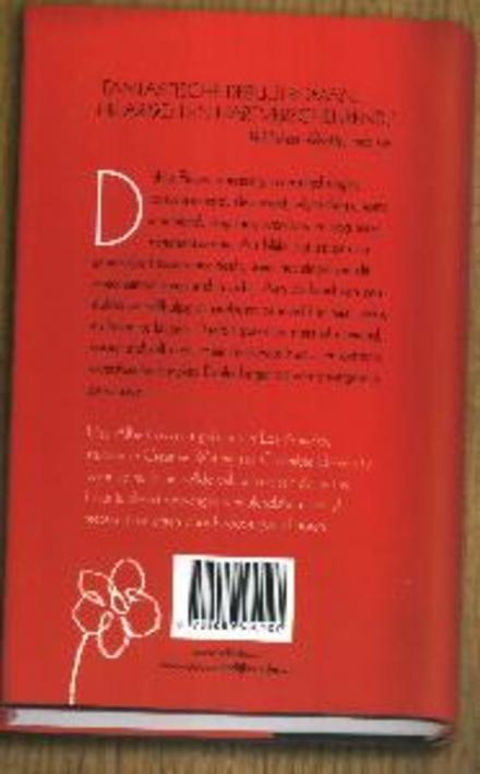 Het boek Dahlia