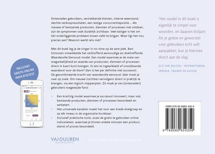Waardevolle eenvoud : beoordeel, ontwerp en verbeter producten, diensten en processen