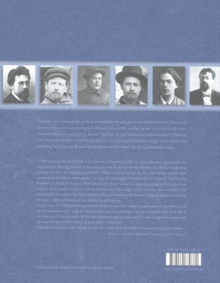 Anton Tsjechov : een fotobiografie