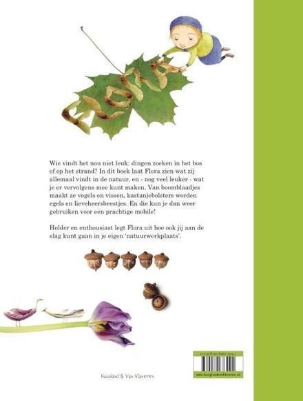 Het atelier van Flora : knutselwerken uit de natuur
