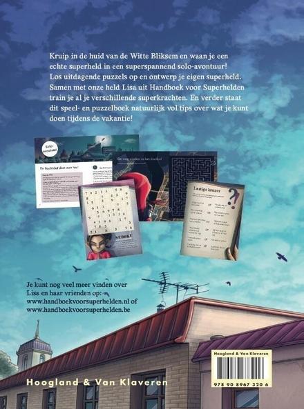 Handboek voor superhelden : zomerboek