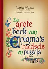 Het grote boek van enigma's, raadsels en puzzels