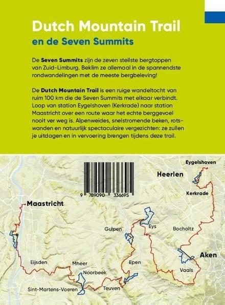 Dutch Mountain Trail en de seven summits