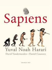 Sapiens graphic novel