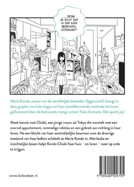 Opgeruimd! : de manga
