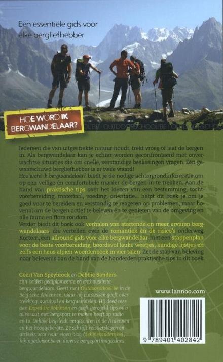 Hoe word ik bergwandelaar?