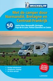 Met de camper door Normandië, Bretagne en Centraal-Frankrijk