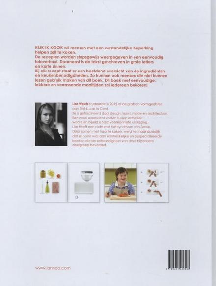 Kijk ik kook : kookboek voor mensen met een verstandelijke beperking