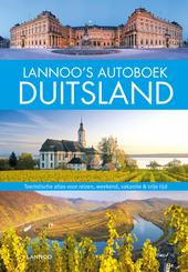 Lannoo's autoboek Duitsland : toeristische atlas voor reizen, weekend, vakantie & vrije tijd