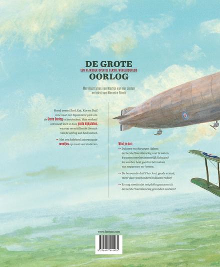 De grote oorlog : een kijkboek over de eerste wereldoorlog