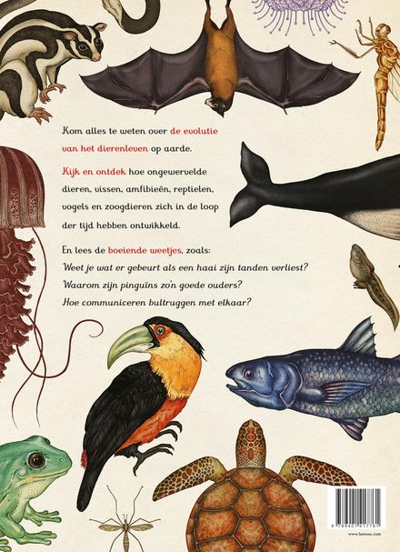 Het dierenboek : een fascinerende reis door het dierenrijk