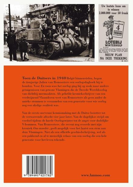 En toen was het oorlog : verhalen van de kleine man in de Tweede Wereldoorlog