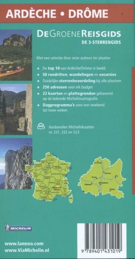 Ardèche, Drôme : Aubenas, Annonay, Valence, Die