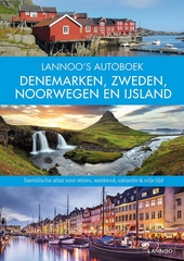 Lannoo's autoboek Denemarken, Zweden, Noorwegen en IJsland