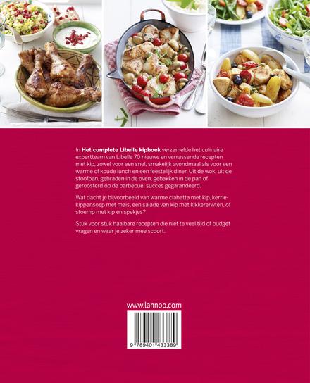 Het complete Libelle kipboek : 70 recepten voor elke dag