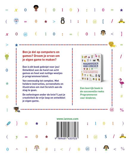 Games : programmeren voor kinderen