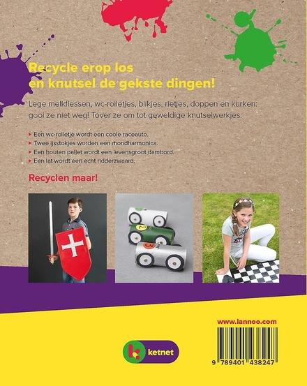 Het grote recycle knutselboek