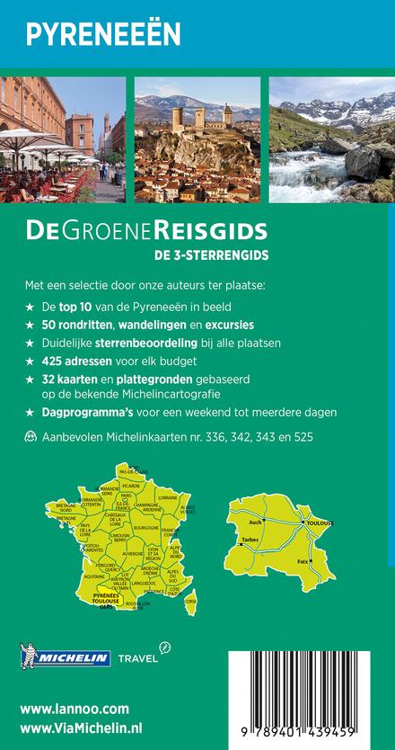Pyreneeën : Toulouse, Lourdes, Andorra